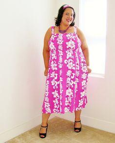 Plus size sundresses short