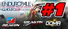 Drag'on TEK et Doma Racing se sont placés au top des classements en moto lors de l'Enduropale du Touquet 2015 ! Doma Racing s'est également placé aux 12 premières places en quad ! Double victoire en moto ! Pour la catégorie reine, c'est Adrien VAN BEVEREN (Yamaha YZ-F 450 / Drag'on TEK / Doma Racing ... Lire la suite