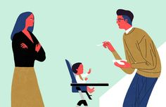 The first years of parenthood are tough on couples. A few survival tips.