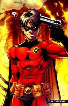 Tim Drake (Robin) - Teen Titans Titans of Tomorrow