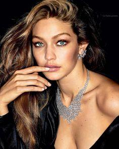 #Gigihadid for Messika Jewelry