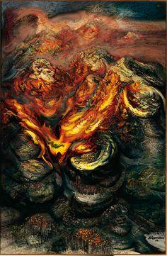 david alfaro siqueiros pinturas - Google Search