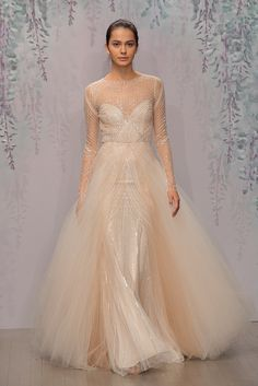 Nontraditional Wedding Dresses Bridal Fashion Week Fall 2016 | POPSUGAR Fashion