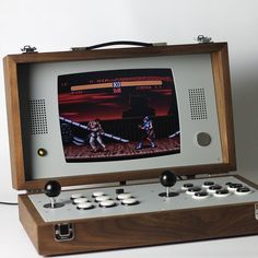 Fancy | Cary42 Portable Arcade Console