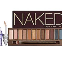 Urban Decay Naked Pallet. Good for everyone, everyday.