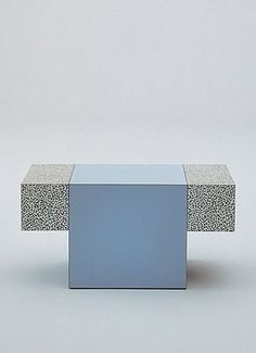table basse contemporaine VERNALL by Ettore Sottsass Jr. ANTHOLOGIE QUARTETT