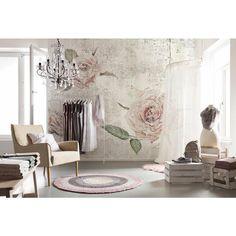 Tantinet Wall Mural, Grey
