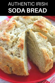 This Original Irish Soda Bread Recipe is sure to be a hit at your home tonight. Regardless of what you choose to make for dinner, this plain Irish Soda Bread recipe is the perfect addition to any authentic Irish meal. Irish Desserts, Asian Desserts, Irish Bread, Irish Soda Bread Recipe, Easy Irish Recipes, Irish Dinner, St Patricks Day Food, Banana Bread Recipes, Candy Recipes