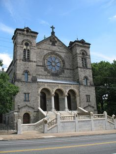 We will also visit the Miraculous Medal Shrine and have a private tour of the museum!