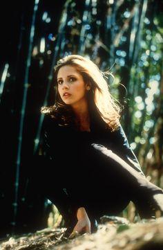 "Buffy The Vampire Slayer S1 Sarah Michelle Gellar as ""Buffy Summers"""