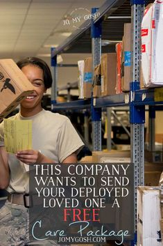 This Company Wants to Send Your Deployed Loved One a Free Care Package Deployment Party, Deployment Care Packages, Military Deployment, Military Spouse, Military Party, Air Force Mom, Crafts For Teens To Make, Navy Mom, Army Life