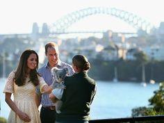 The royal tour of Australia   The Australian