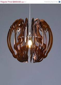 ON SALE 25% A Large Dining Room Lighting  Pendant by iinsecto