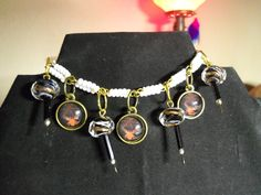 Steampunk Charm Bracelet. $15.99, via Etsy.