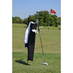 Flagpole To Go Caddie Bag, Black