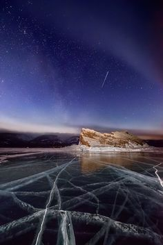 100 best photos from the contest Wild Nature of Russia 2015 - 2. © Sergey Semenov : Lake Baikal