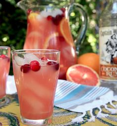 Typically, we're in the test kitchen whipping up our own summer sips; but when our friends from Captain Morgan® sent us their Shark puncher recipe and a bottle of coconut flavored rum, we were all about planning for the weekend! This cocktail is pure summer fun. {Sponsored}