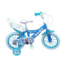 Frozen - Bicicleta 14 Polegadas