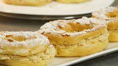 Paris Brest à la praline: recette facile via @hervecuisine
