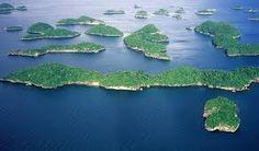 Hundred Island Pangasinan Philippines