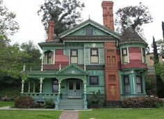 1000 images about ideas for the house on pinterest for Victorian style modular homes
