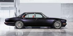 This is our sort of Jaguar restomod.