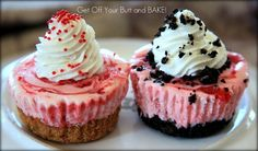 Strawberry Swirl Cupcakes - One of our favorite desserts.