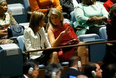 Queens & Princesses - General Assembly of the United Nations