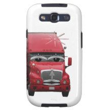 Trucking Faces Galaxy S3 Cover