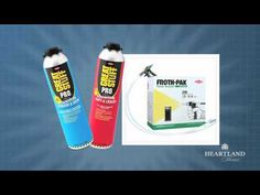 Heartland Homes & DOW discuss how to Seal Your Home & Save Money