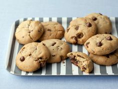 Alton's Best Chocolate Chip Cookies #RecipeOfTheDay