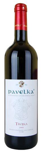 2012 Pavelka Trojka, červené suché , Slovensko, 8,95€ http://101corks.sk/8588000522491-2012_Pavelka-Trojka