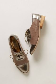Elsie Oxfords - anthropologie.com
