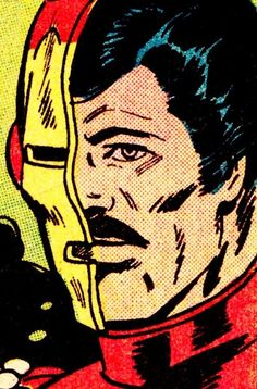Marvel Comics Superheroes, Marvel Dc Comics, Marvel Heroes, Marvel Avengers, Old Comics, Vintage Comics, Anthony Stark, 1980s Art, Fork Art