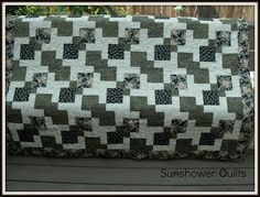 Sunshower Quilts: Disappearing Nine Patch