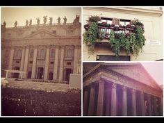 Oi meninas, tudo bom? O vlog de hoje é do segundo e último dia em Roma. Fomos visitar o Vaticano, o Panteão, a Piazza Navona e outras maravilhas dessa...