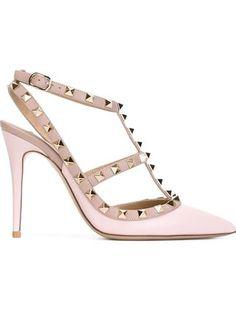 351505ca81f76 Valentino  rockstud  Pumps - Stefania Mode - Farfetch.com. Shoes Heels  PumpsAnkle Strap ...