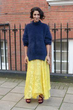 Yasmin Sewell Street Style