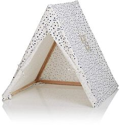 DEUZ Geometric-Print Organic Cotton Tent #playtent #kidsbedroom #ad