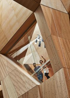 Melbourne School of Design, The University of Melbourne by John wardle Architects and NADAAA http://www.archello.com/en/project/melbourne-school-design-university-melbourne?utm_content=buffer45225&utm_medium=social&utm_source=pinterest.com&utm_campaign=buffer