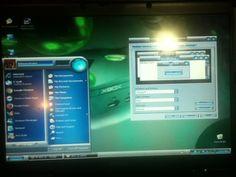 XP Xbox II Theme for Windows XP Color Scheme 2