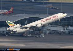 Ethiopian Cargo McDonnell Douglas MD-11F