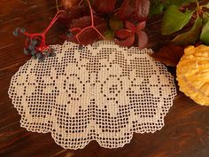 In & around my house Crochet Doilies, My House