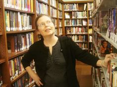 "Susan Froetschel is ""exploring the shelves at the Takoma DC Neighborhood Library! It's a small, cozy place but the staff can order books in from anywhere in Washington, DC. And when the library does not have materials, the librarians consider requests from their patrons."" She also tackled the ""mystery of missing items: Asked to hunt down 11 books, CDs and DVDs for other branches. Found 9 of the 11."""