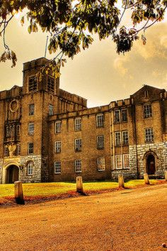 Augusta Military Academy Fort Defiance, Virginia One of America's most secret haunted locations..
