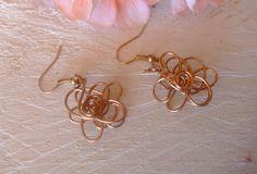 Σκουλαρίκια με κρυσταλλάκια Τσεχίας Earrings Handmade, Hoop Earrings, Jewelry, Bijoux, Jewlery, Jewels, Jewelery, Jewerly, Fine Jewelry