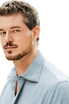 Eric Dane. The only guy that can look this good with a full blown mustache lol