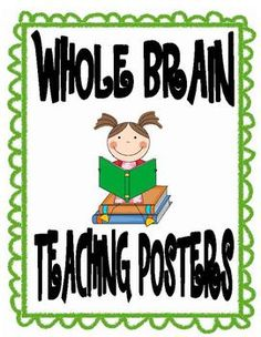 Whole Brain Teaching Posters