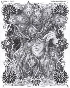 Masquerade: All is Vanity by Saimain.deviantart.com on @DeviantArt