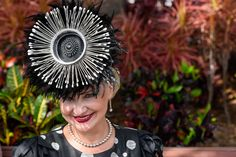 Racing Fashion - Home Races Style, Races Fashion, Derby Day, Race Day, Kentucky Derby, Couture Fashion, The Incredibles, Racing, Black And White